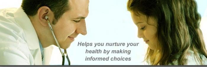 Nurturing Health Banner